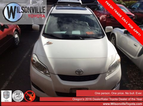Used Toyota Matrix