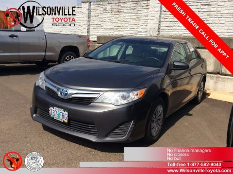 Used Toyota Camry Hybrid LE