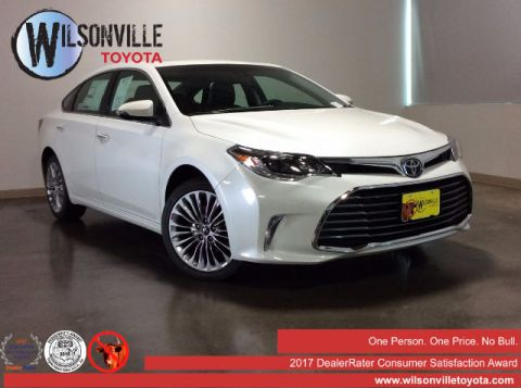 New Toyota Avalon Limited
