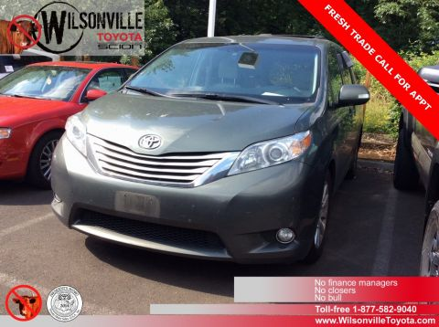 Used Toyota Sienna Limited
