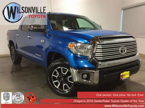 Certified Used Toyota Tundra LTD