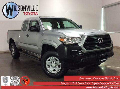 Certified Used Toyota Tacoma STD