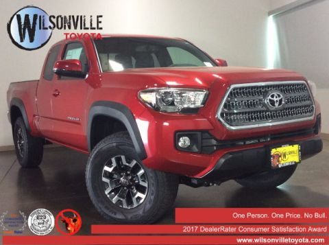 New Toyota Tacoma TRD Off Road V6