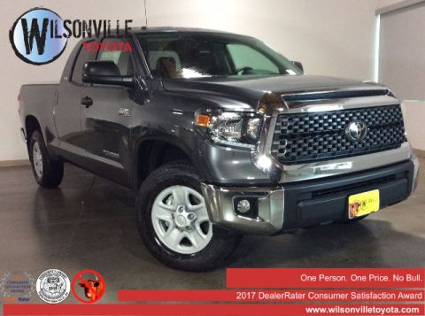 New Toyota Tundra SR5 5.7L V8 w/Accessories (see description)