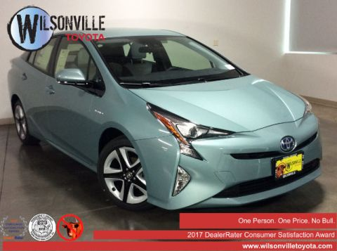 New 2017 Toyota Prius With Navigation