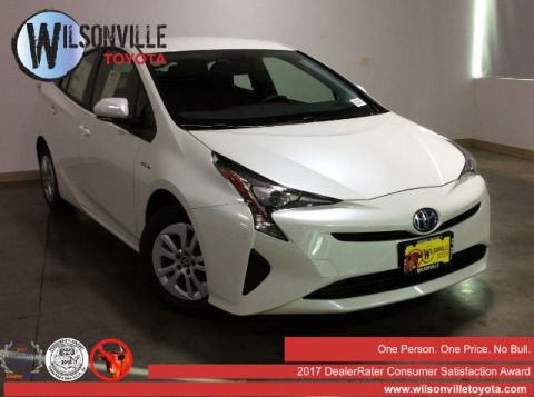 New 2017 Toyota Prius Two Hatchback
