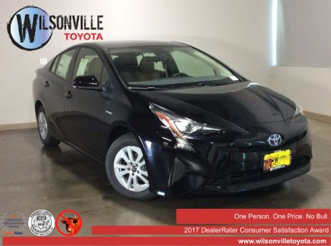 New 2017 Toyota Prius One Hatchback