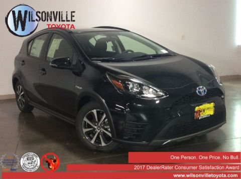 New Toyota Prius c Two