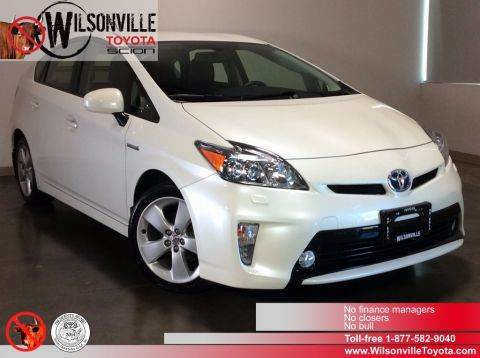 Used Toyota Prius Five