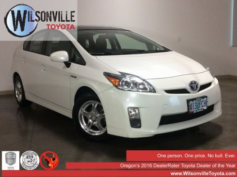 Used Toyota Prius Three