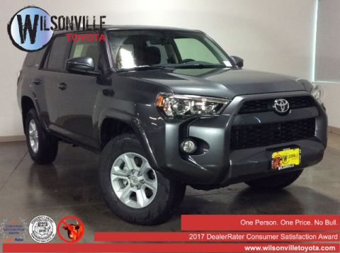 New Toyota 4Runner SR5 with Accessories (see Description)