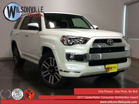 New Toyota 4Runner Limited with Accessories (see Description)