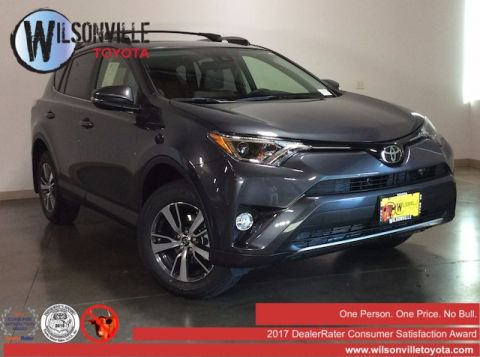 New 2018 Toyota RAV4 XLE w/accessories (see description) AWD