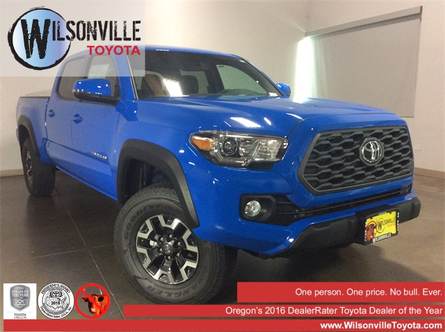 Craigslist Portland Oregon Cars Trucks Owner >> New 2020 Toyota Tacoma Trd Offroad Double Cab 4wd