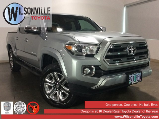 Pre Owned 2017 Toyota Tacoma Limited