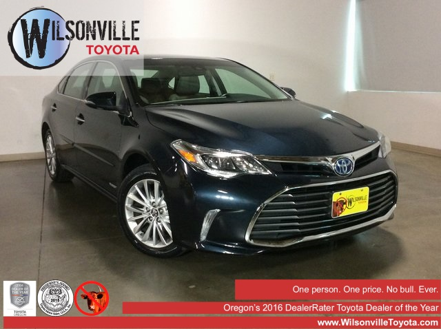 Pre-Owned 2017 Toyota Avalon Hybrid Limited