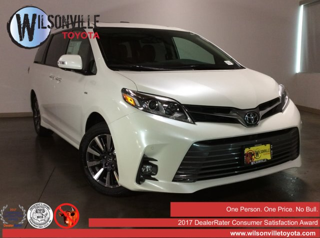 New 2019 Toyota Sienna Limited Premium 7 Penger