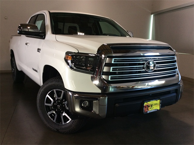 New 2020 Toyota Tundra Limited Double Cab 4WD