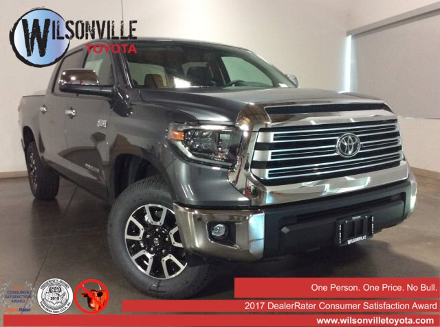 New 2019 Toyota Tundra Limited 5.7L V8