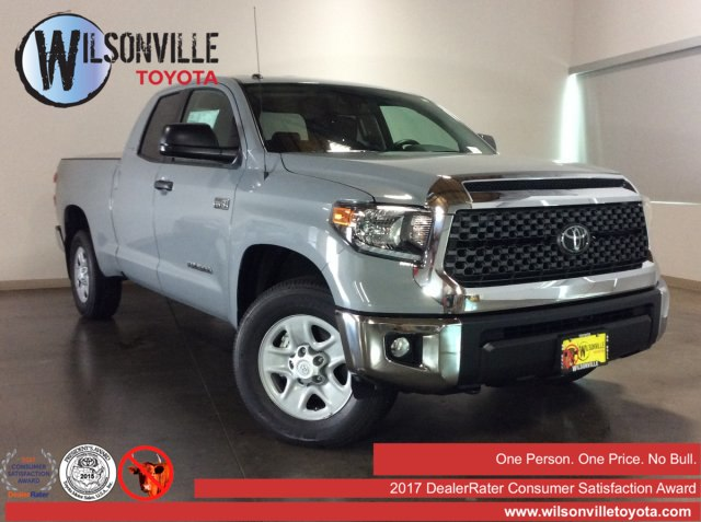 ARRIVING SOON - New 2019 Toyota Tundra SR5 5.7L V8 Double Cab