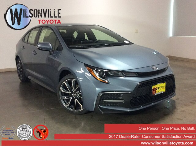 New 2020 Toyota Corolla SE w/accessories(see description)