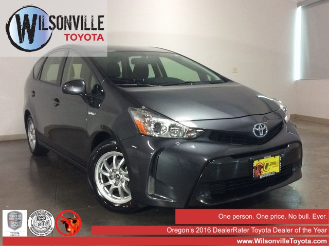 Certified Pre Owned 2016 Toyota Prius V Four