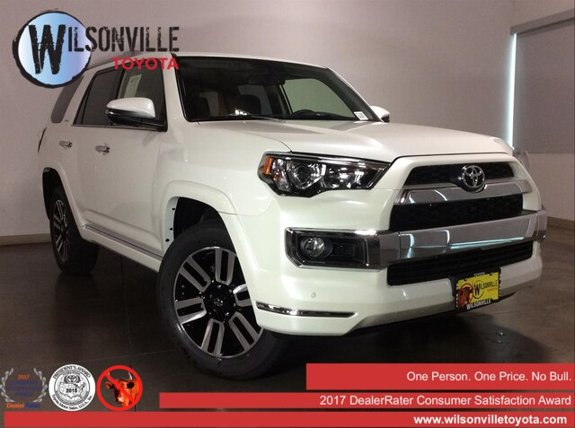 New 2019 Toyota 4Runner Limited w/accessories(see description)