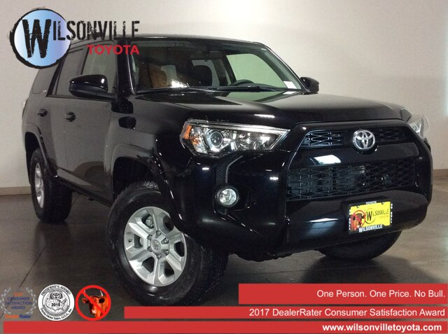 New 2019 Toyota 4Runner SR5 V6 w/accessories (see description)