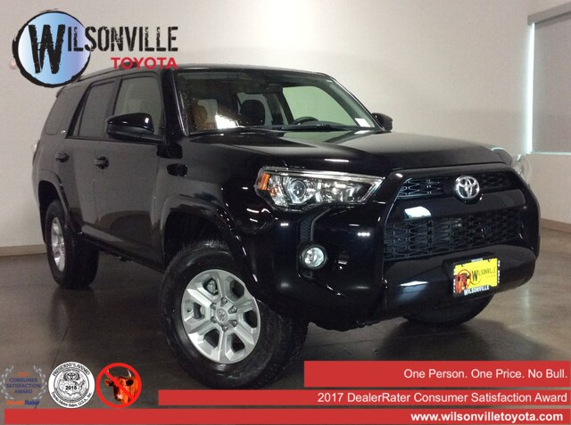 New 2019 Toyota 4Runner SR5 V6 w/accessories (see description) 4WD