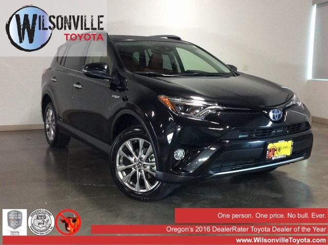 Certified Pre Owned 2017 Toyota Rav4 Hybrid Limited