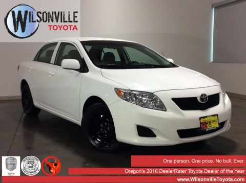 Used 2010 Toyota Corolla LE 4D Sedan