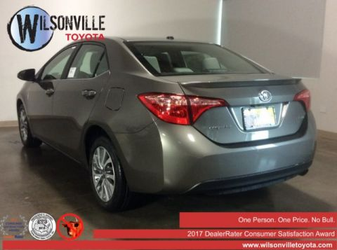 New 2019 Toyota Corolla LE ECO w/Premium Package