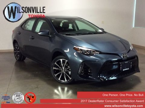 New 2018 Toyota Corolla SE Sedan