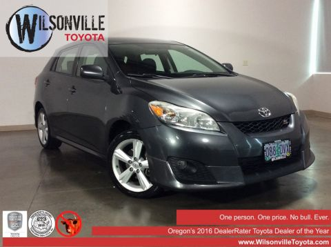 Used 2009 Toyota Matrix S AWD