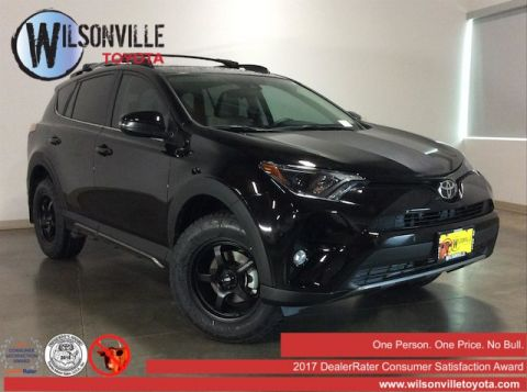 New 2018 Toyota RAV4 Adventure w/accessories (see description) AWD
