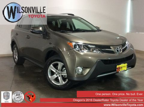 Certified Used 2015 Toyota RAV4 SP AWD