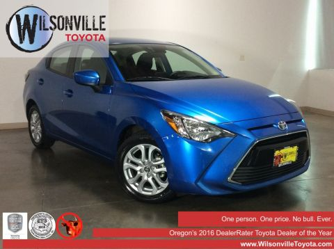 Certified Used 2017 Toyota Yaris iA STD 4D Sedan 4 Door