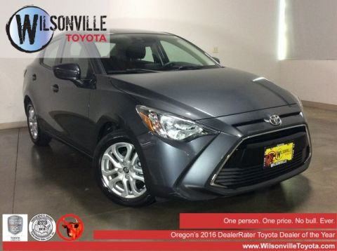 Certified Pre-Owned 2018 Toyota Yaris iA