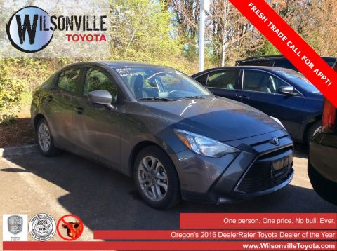 Used 2017 Toyota Yaris iA 4D Sedan 4 Door