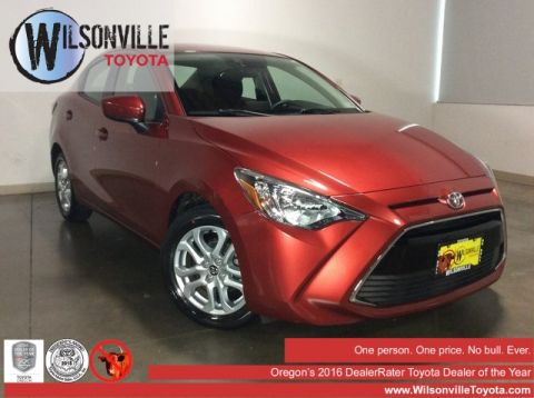 Certified Pre-Owned 2017 Toyota Yaris iA