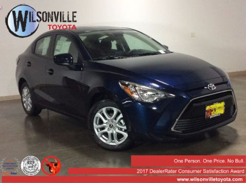 New 2018 Toyota Yaris iA Sedan 4 Door