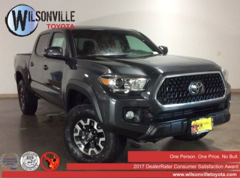 New 2019 Toyota Tacoma TRD Off Road V6 w/accessories (see description)