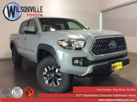 New 2019 Toyota Tacoma TRD Off Road V6 w/accessories(see description)