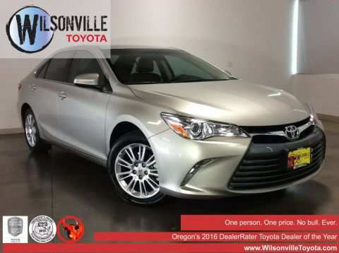 Certified Used 2017 Toyota Camry LE 4D Sedan