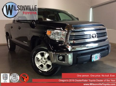 Certified Used 2016 Toyota Tundra Sr5 4wd