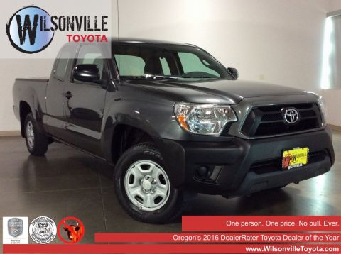 Certified Used 2015 Toyota Tacoma STD 4D Access Cab