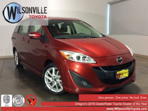 Pre-Owned 2014 Mazda5 Grand Touring