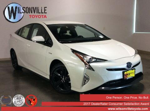 New 2018 Toyota Prius Four Touring Hatchback