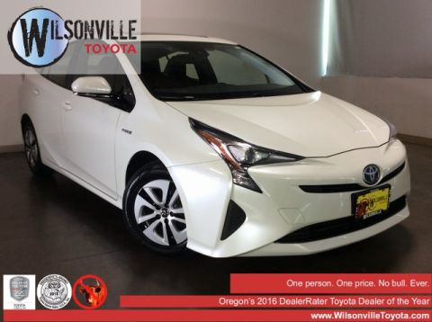 Certified Pre-Owned 2016 Toyota Prius Four