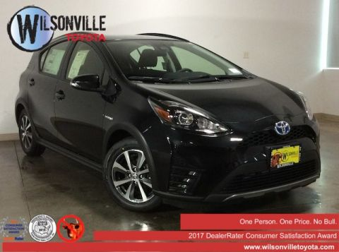 New 2018 Toyota Prius c With Navigation